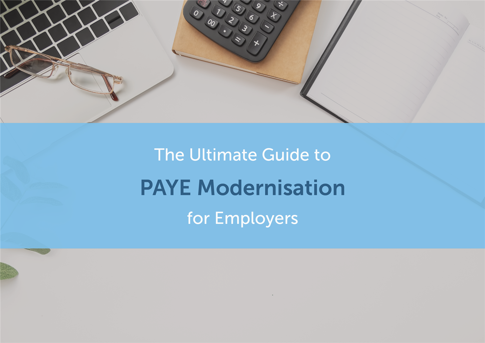 What is PAYE modernisation