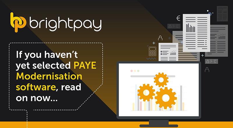 Payroll Software Ireland - BrightPay